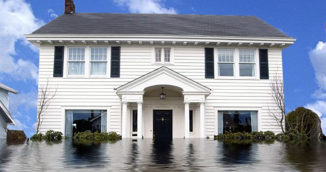 flood damage repair company Clayton, NC basement flooding repair