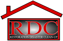 Restoration Disaster Cleanup Logo